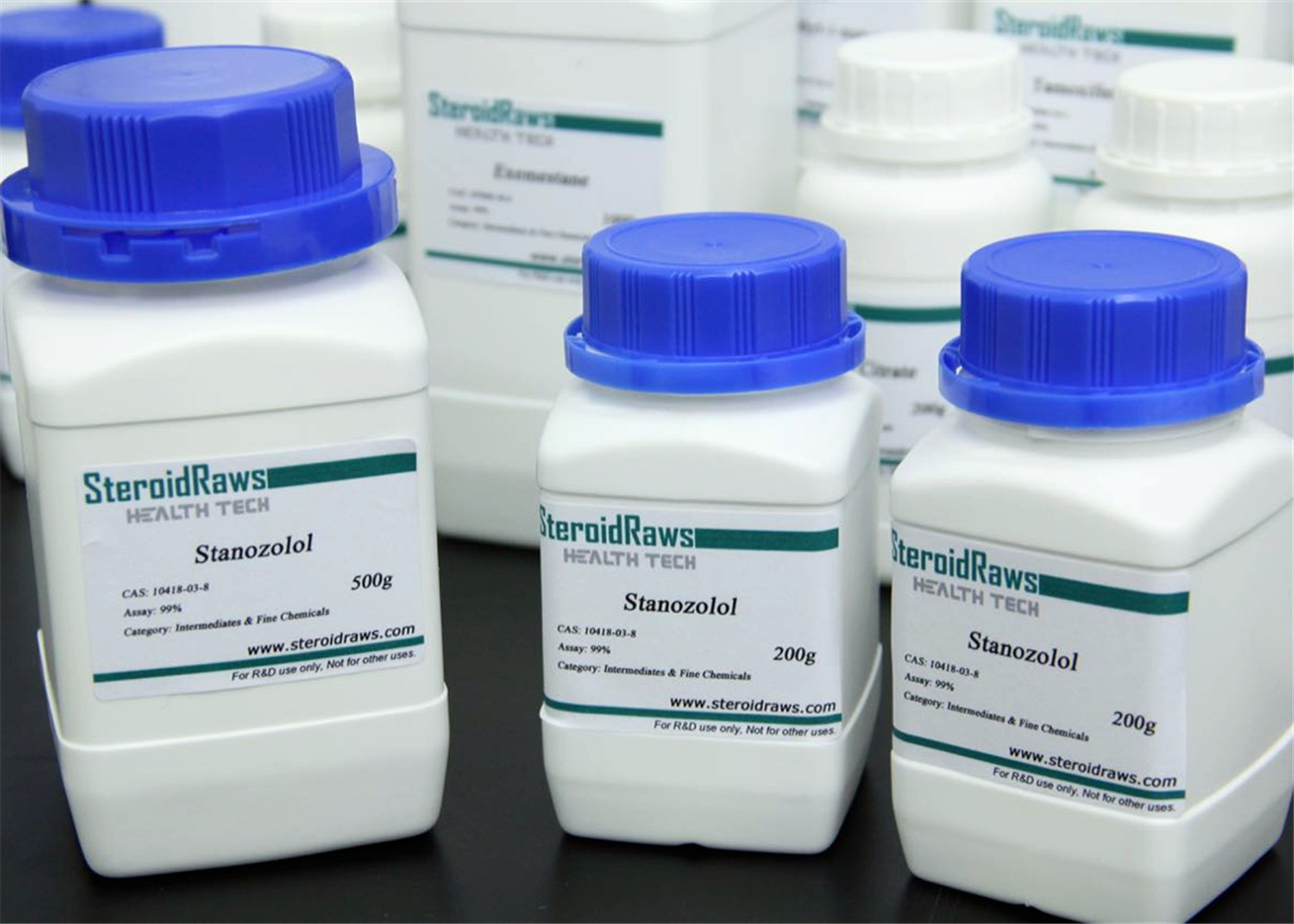 Safe Oral Anabolic Steroids Stanozolol Winstrol for Bulking Cycle 99% High Purity