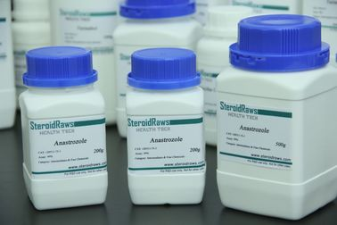 Anastrozloe Arimidex para anti - hormona estrogênica USP/BP/ISO9001, no. 120511-73-1 do Cas